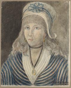 Portret van Elisabeth Gualtheri (1751-1814)