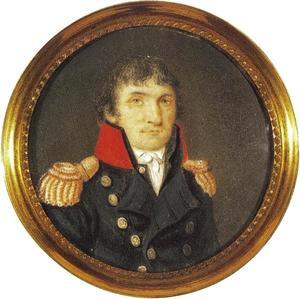Portret van Alexander Jan August baron van Westerholt (van Hackfort) (1772-1838)