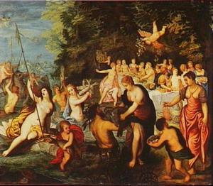 Feestmaal van Achelaos