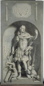 Voorstelling van Alexander de Grote