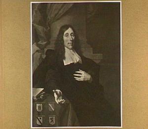 Portret van Werner van Velthuysen (1622-1685)