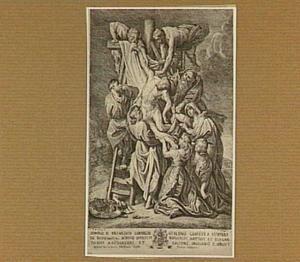 De kruisafneming (Mattheüs 27: 57-58)