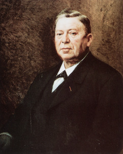 Portret van Arnoldus Jurgens (1842-1912)
