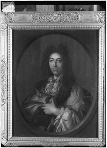 Portret van Johan de Witt (1662-1701)