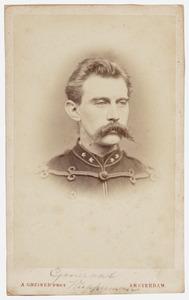 Portret van Willem Ernst August Wuppermann (1845-1914)