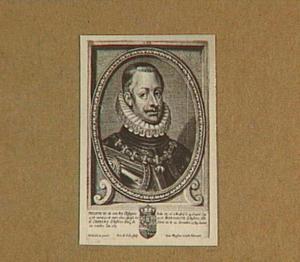 Portret van koning Philips III van Spanje