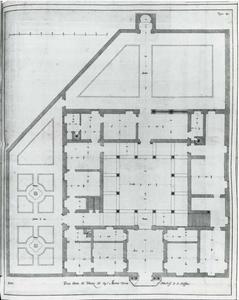 Palazzo Doria Spinola: Grondplan