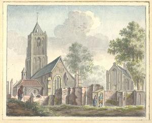 Tiel, de Grote kerk
