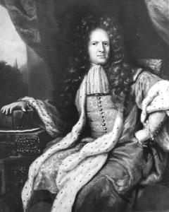 Portret van Gabriel Falkenberg af Sandemar (1646-1714)