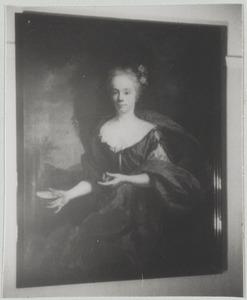 Portret van Elisabeth Helena Gruijs ( -1795)