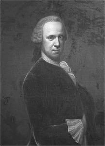 Portret van Jan van de Poll (1726-1781)
