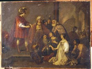 De kuisheid van Scipio