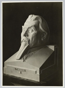 Buste van Jan Toorop