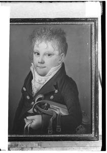 Portret van Ludovicus Wilhelmus Joannes Josephus van der Heyden (1806-1856)