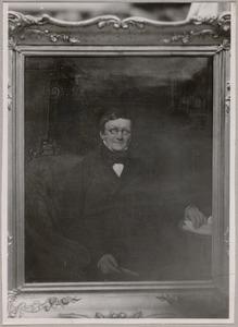 Portret van Hendrik van der Wijck (1783-1854)