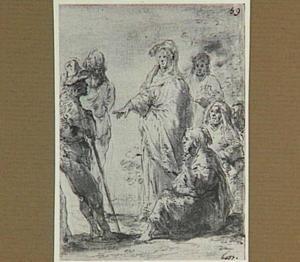 De jonge zigeunerin verhaalt hoe zij door Lazarillo in de problemen geraakte (Lazarillo de Tormes dl. 2, cap. 15, p. 98)