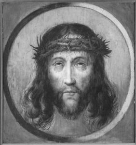 Het gelaat van Christus van de Veronicadoek