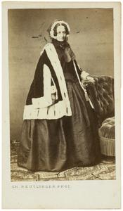 Portret van Henrietta Adriana Ludovica Flora d' Oultremont de Wegimont (1792-1864)