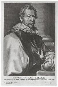 Portret van Hendrick van Balen (1573-1632)