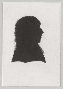 """Portret van """"Pasteur van Kooten"""", waarschijnlijk Gerardus van Kooten (1764-1861)"""