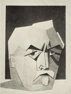 Portret van Florentinus Marinus ('Floor') Wibaut (1859-1936)