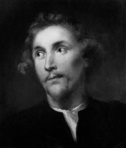Portret van de Augsburgse beeldhouwer Georg Petel (1601or 1602-1635)