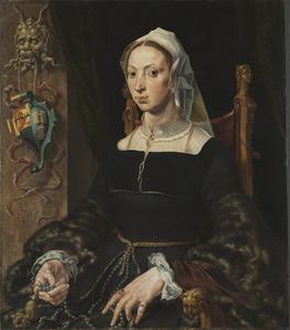 Portret van Machteld Suys (....-....)
