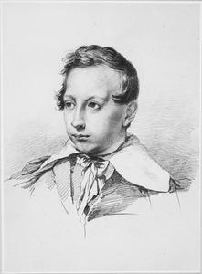 Portret van Christiaan Pieter van Eeghen (1816-1889)