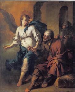 De bevrijding van Petrus (Handelingen 12:7 )
