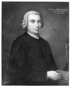 Portret van Hermanus Franciscus (Hermen Francis) ten Hulscher (1746-1811)