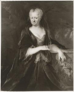 Portret van Louisa Christina Trip ( -1732)