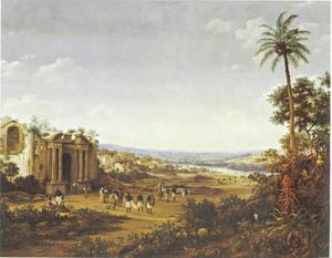 Ruïne van de Jezuïetenkerk in Olinda