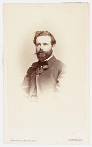 Portret van Herman Albrecht Insinger (1827-1911)