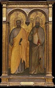 De HH. Paulus en Augustinus