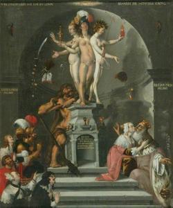 Allegorie van de deugd