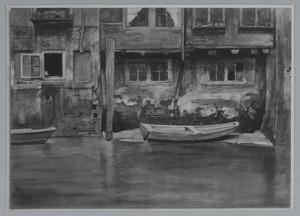 Oude huizen te Dordrecht