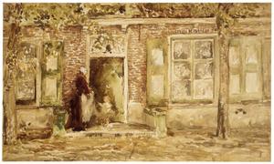 Een huis in Vlissingen