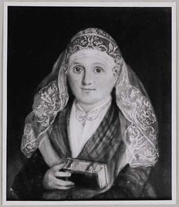Portret van Tiaddewe (Tjaduwe) Geerts Starke (1781-1855)