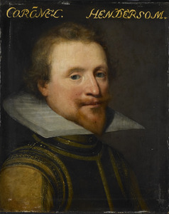 Portret van Robert Henderson of Tunnegask ( -1622)