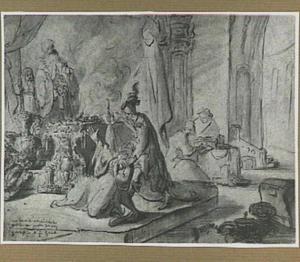 Ongeïdentificeerde episode uit het Oude Testament