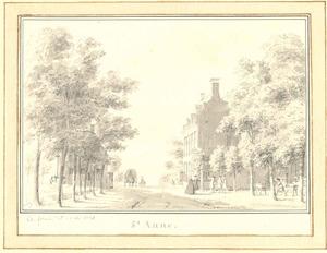 Nijmegen, de wijk St. Anna