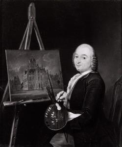 Portret van Jan ten Compe (1713-1761)