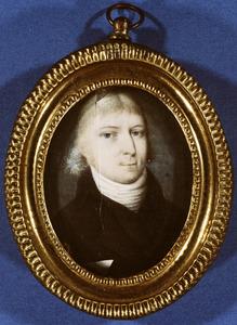 Portret van Jacob Balthasar Forsten (1757-1825)
