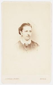 Portret van Maria Hiddingh (1844-1916)