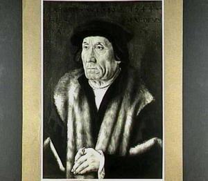Portret van Adriaen de Witte (....-1549)