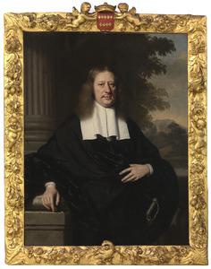 Portret van Hendrik van der Does (1615-1708)