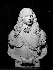 Portret van Willem II van Oranje-Nassau (1626-1650)