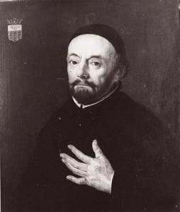 Portret van een man, mogelijk uit het geslacht Van der Poll