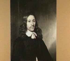 Portret van Nicolaas Stoop Jacobsz. op de leeftijd van 32 jaar