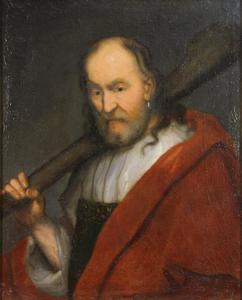De apostel Judas Taddeüs